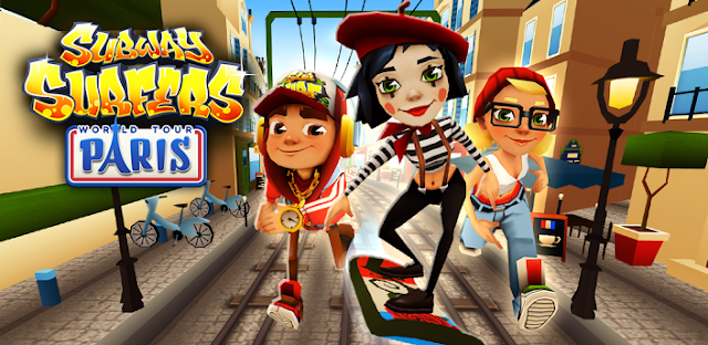 Subway Surfers Paris v1.12.0