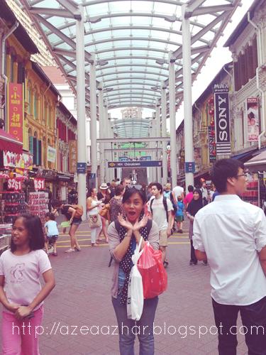Singapore Budget Trip