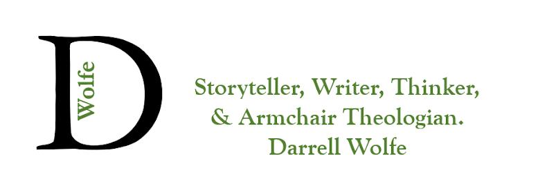 Darrell Wolfe, Storyteller