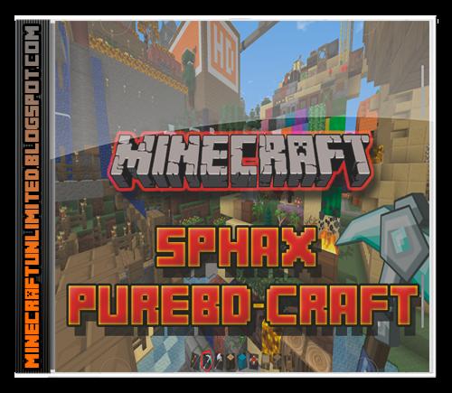 Sphax PureBDcraft Texture Pack Minecraft