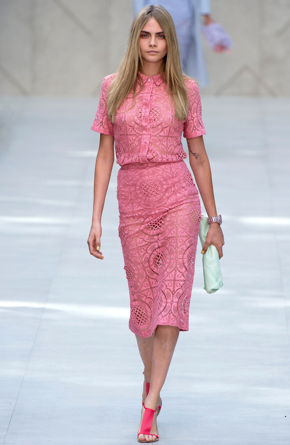 Burberry Prorsum Spring 2014 ready to wear collection and designer look for less