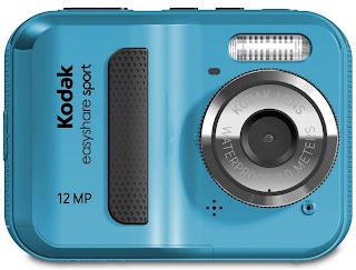 Kodak Easyshare Sport C123 12 MP Digital Video Camera