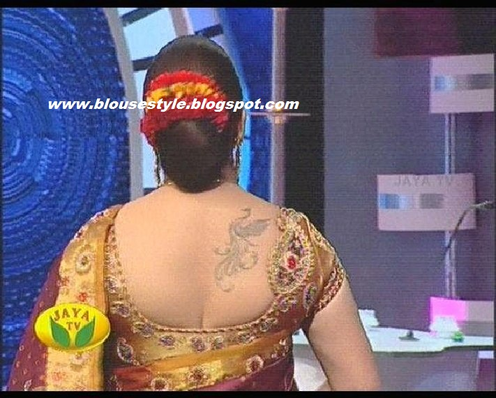Kushboo Jackpot Blouse Designs 81