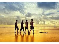 Saliman, Toro, Kh dan Eko_Cerita persahabatan Eps-1