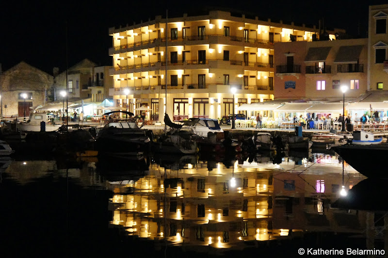 Porto Veneziano Hotel Places to Stay Chania Crete