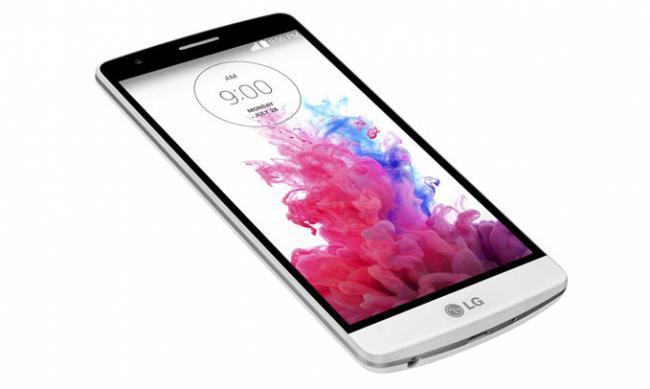 LG G4s Beat blanco fotos