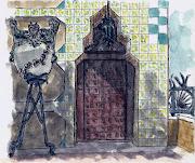 De dibujo en dibujo: Casa Vicens