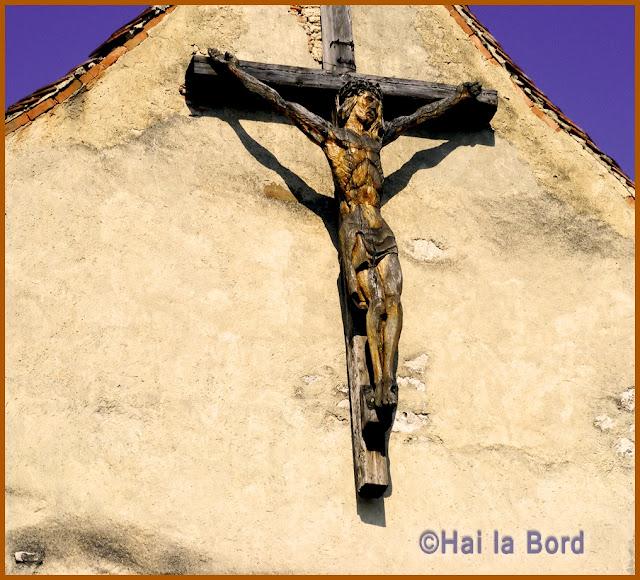 crucifix cetatea rasnov