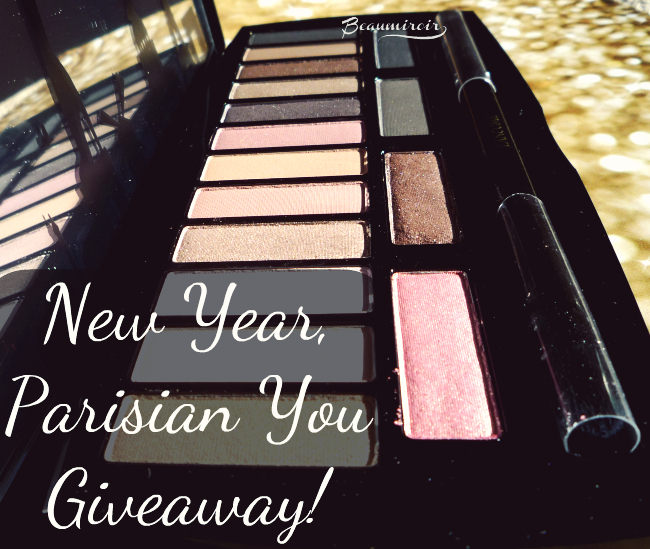 Giveaway: Win Lancôme Auda[City] in Paris eyeshadow palette!