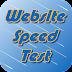 Blog Speed Test Tool