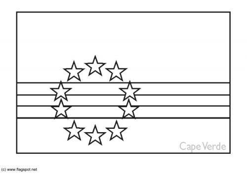 Bandera Cabo Verde – Solo otras ideas de imagen de la hogar
