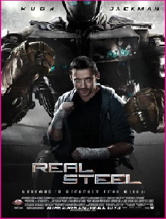 watch real steel movie