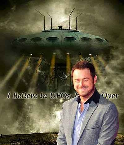 Brit Actor, Danny Dyer Still Adamant About UFOs