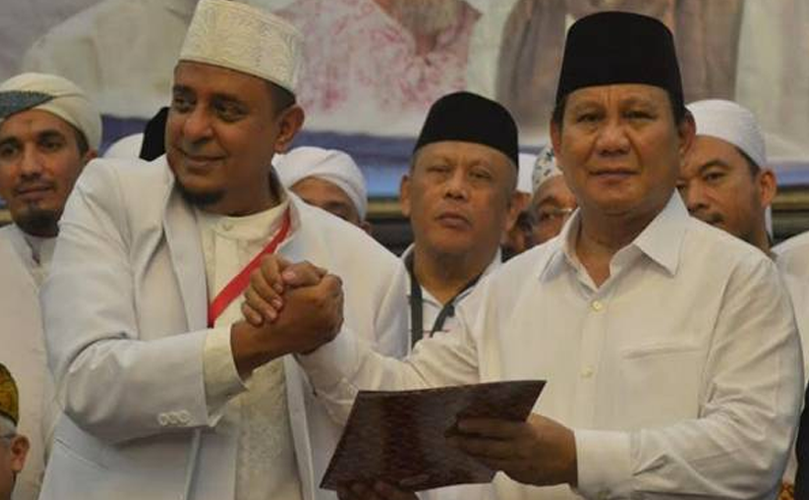 Ini Isi Pakta Integritas GNPF Ulama yang Diteken Prabowo-Sandi