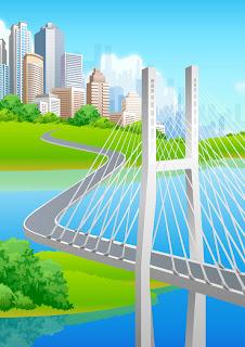 puente que une la ciudad