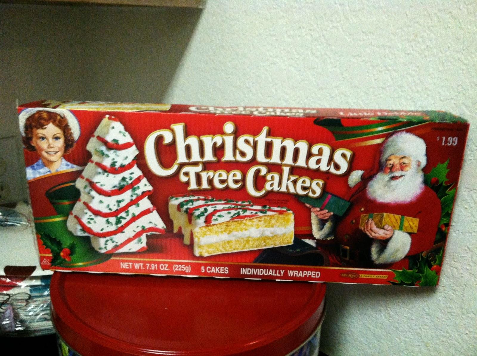 Christmas Tree Cake Van Little Debbie Christmas Mx Tl