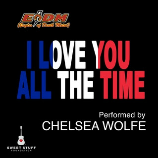 "CHELSEA WOLFE ""I Love You All the Time"" (Eagles of Death Metal Cover)"
