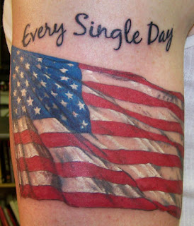 american tattoos symbolize