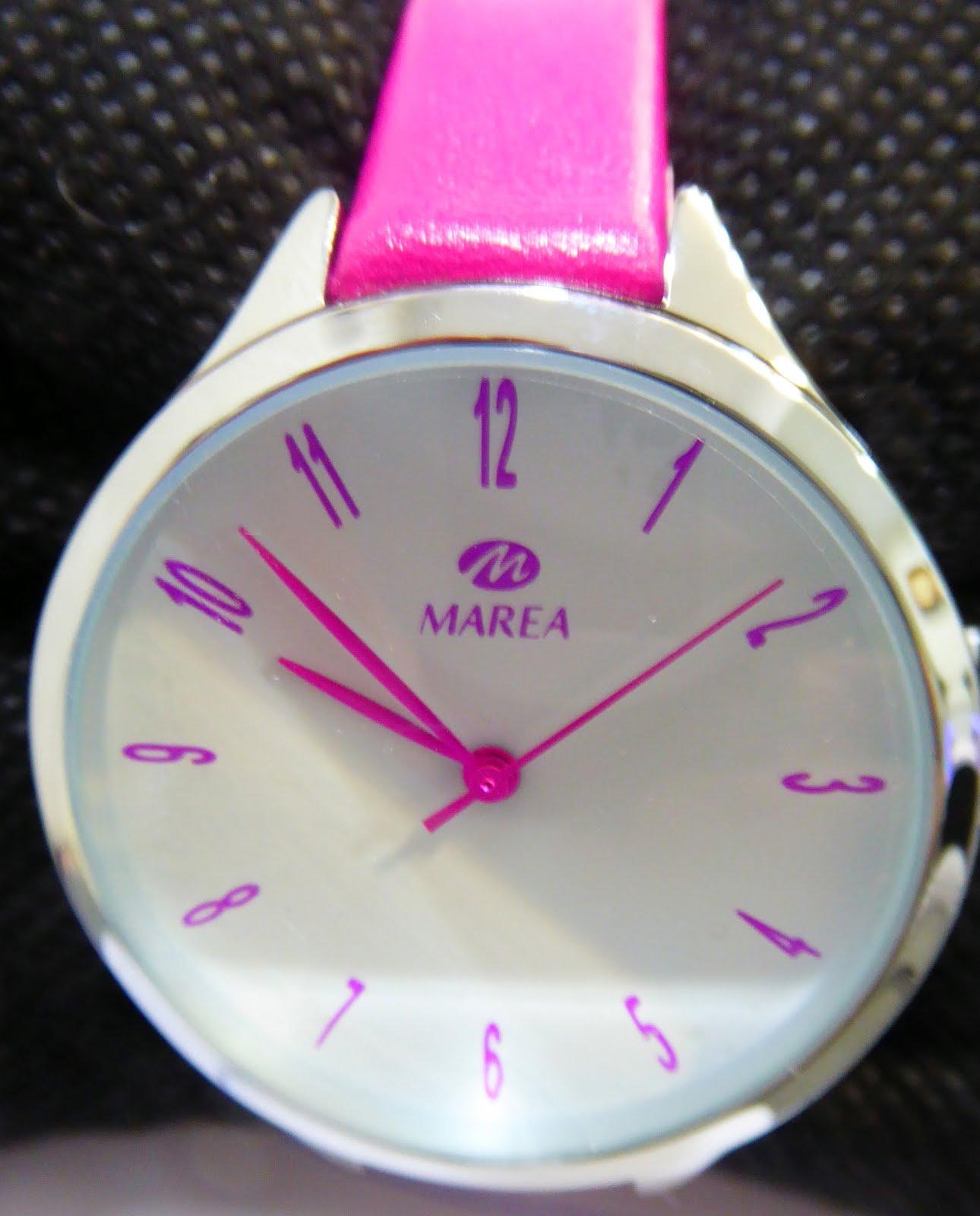 Reloj Marea, señóra, correa cuero
