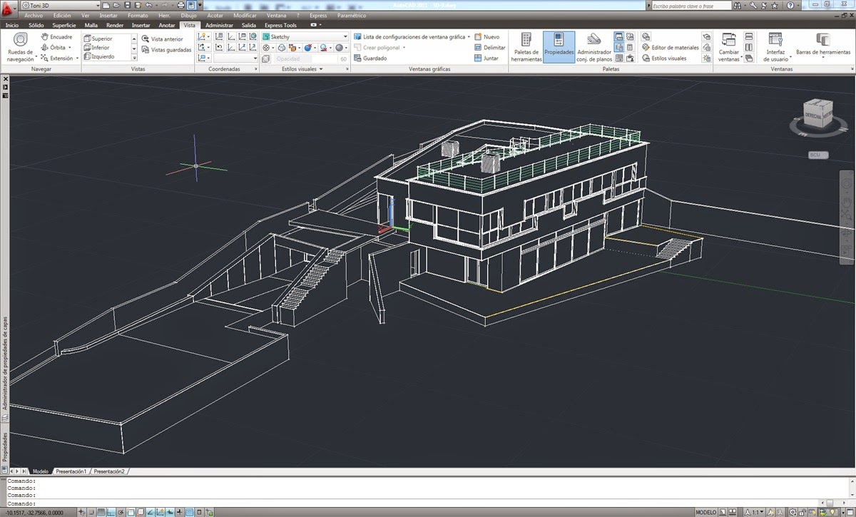 Cad cam blogu autocad nedir for Cad house