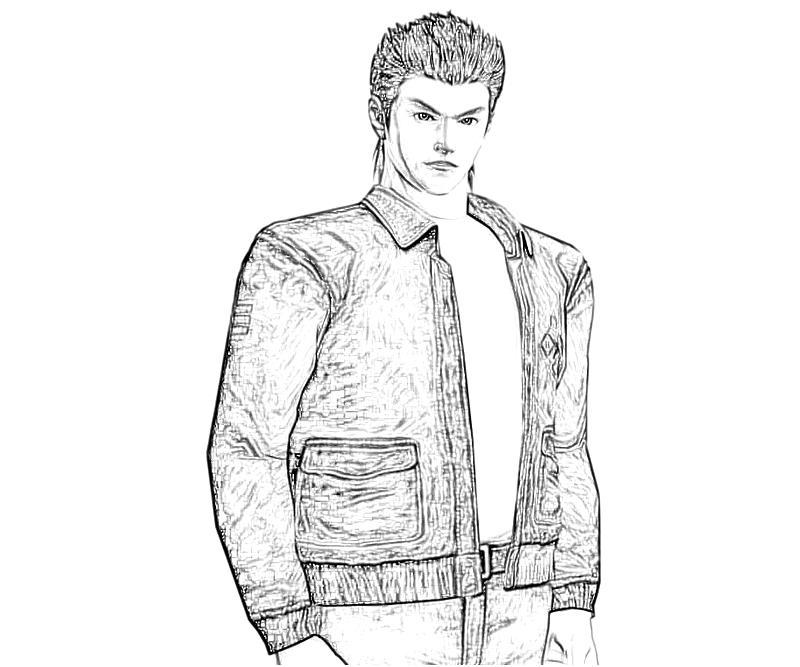 printable-shenmue-ryo-hazuki-rider_coloring-pages