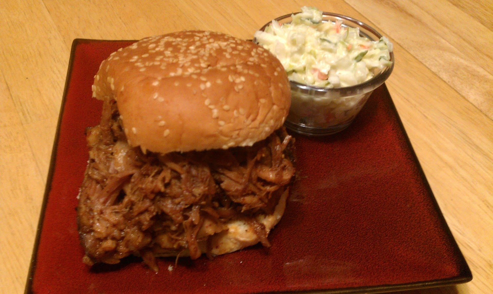 What's cooking in the burbs: Southern Style BBQ Pulled Pork Sandwiches