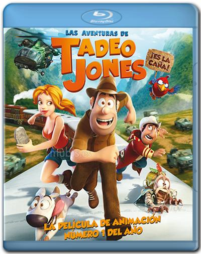 Las Aventuras De Tadeo Jones 1080p MKV Castellano