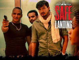Safe Landing - Niraj Baral