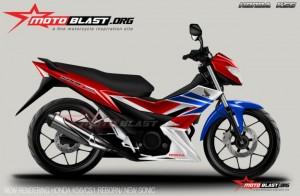 New Honda Sonic 150 CC