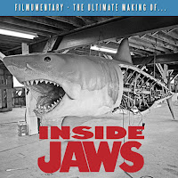Portada documental Inside Jaws