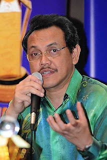 Mohd Mahyuddin Mustakim Finas