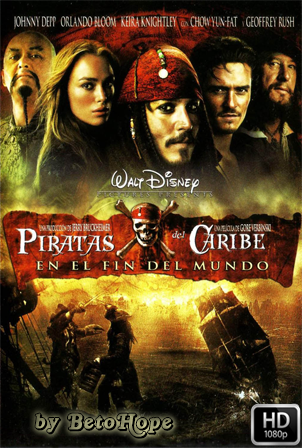 Piratas del Caribe 3: En el Fin del Mundo [1080p] [Latino-Ingles] [MEGA]