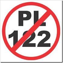 NÃO A PL122