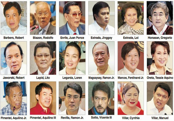 pdaf scam in the philippines Metro manila (cnn philippines, march 16) — pork barrel scam principal suspect janet lim napoles has been provisionally placed under the justice department's witness protection program, justice.