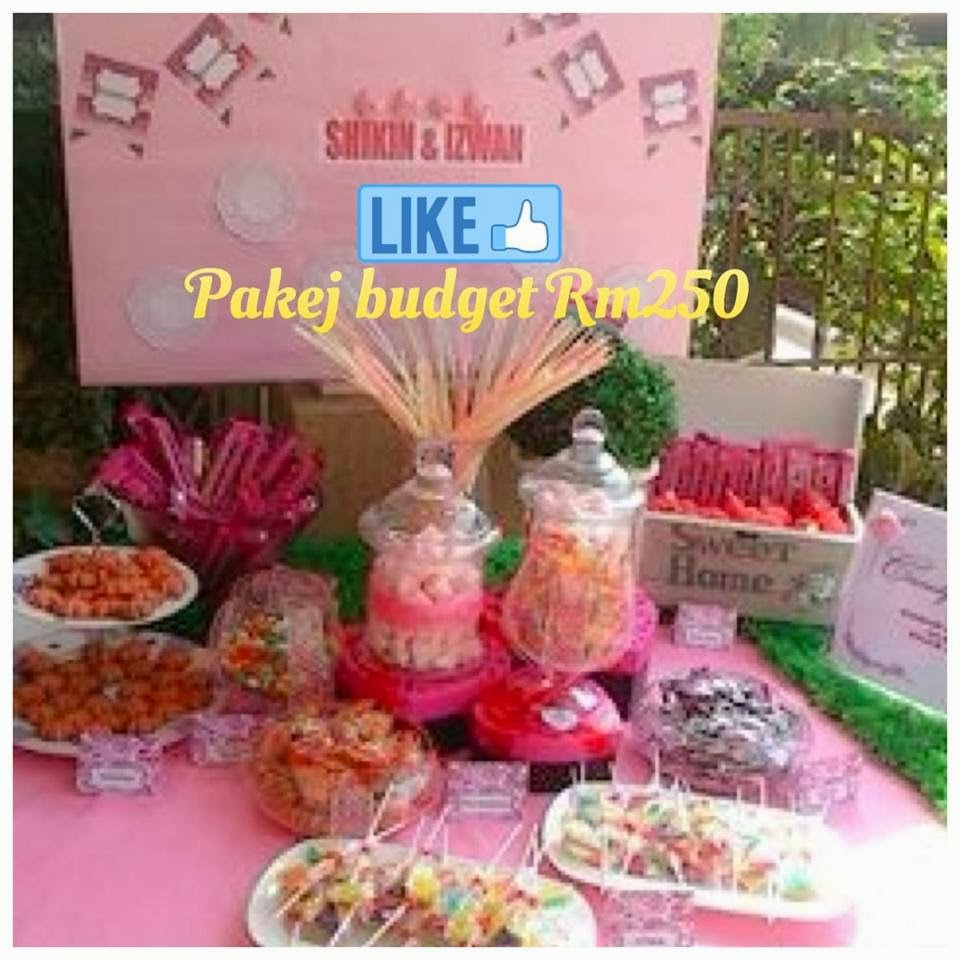 Budget Package Candy Buffet