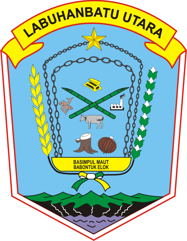 Logo Kabupaten Labuhanbatu Utara Ardi La Madi S Blog