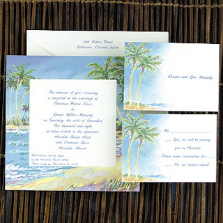 Best Destination Beach Wedding Invitation Wording