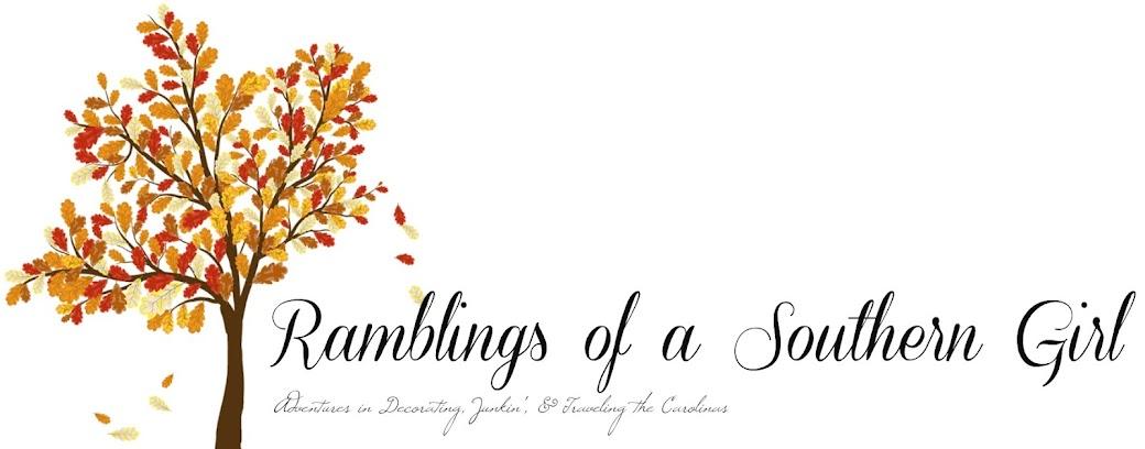 Ramblings of a Southern Girl
