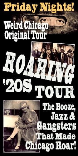 Weird Chicago Roaring '20's Tour!