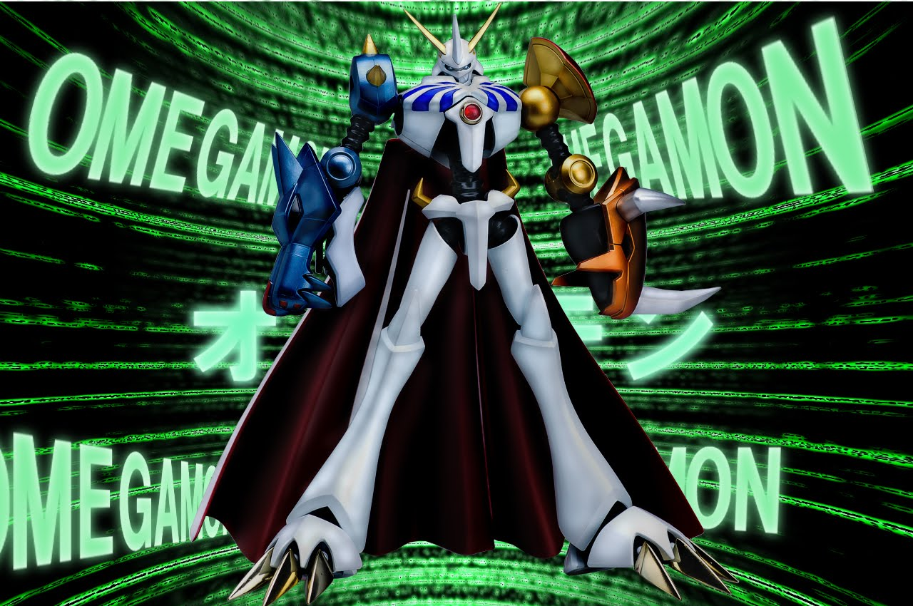 Omegamon D Arts FULL Review: Bandai D-...