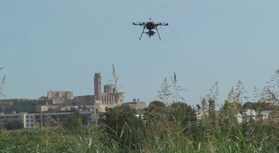 Vídeos promocionales Catalonia Smart Drone