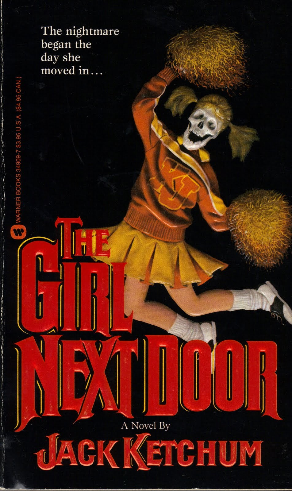 The Girl Next Door By Jack Ketchum (1989): How Do The Angels Get To Sleep?