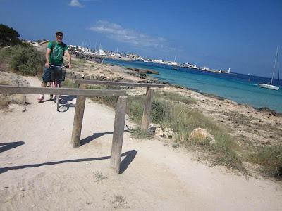 Sa Savina in Formentera