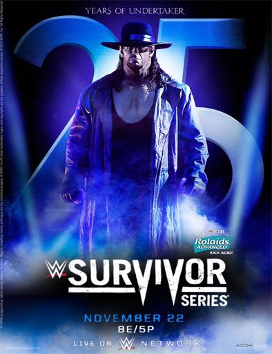 Ver WWE Survivor Series (2015) Online