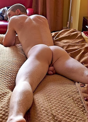 Waiting for cock