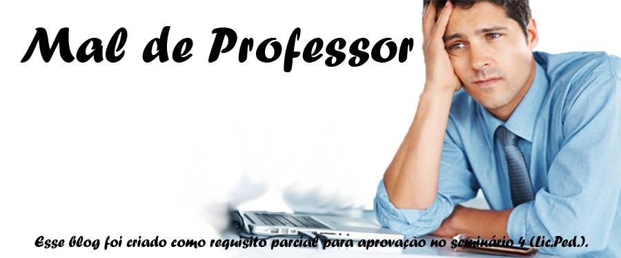 Mal de Professor