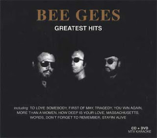 MP3 Greatest Hits Bee Gees cover