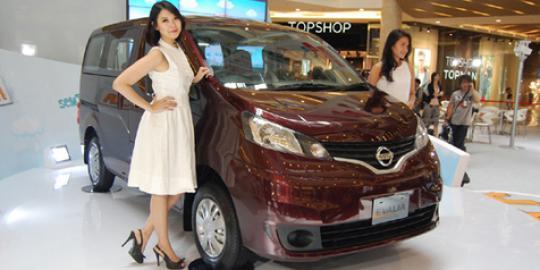 Nissan Evalia St dan Sv