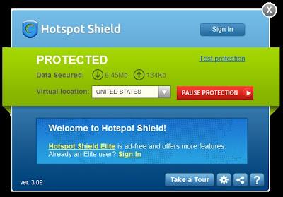 Lindungi Privasi Saat Browsing dengan Hotspot Shield