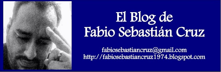 El Blog de Fabio Sebastián Cruz